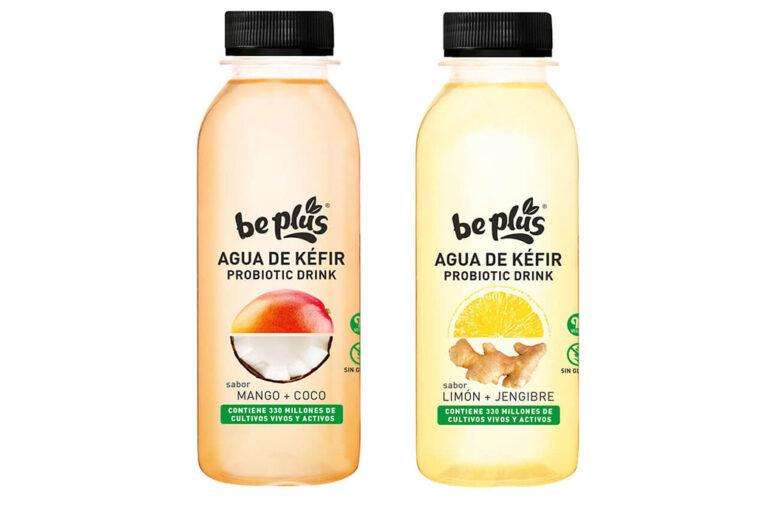 Be Plus推出第一批用开菲尔水制成的益生菌饮料