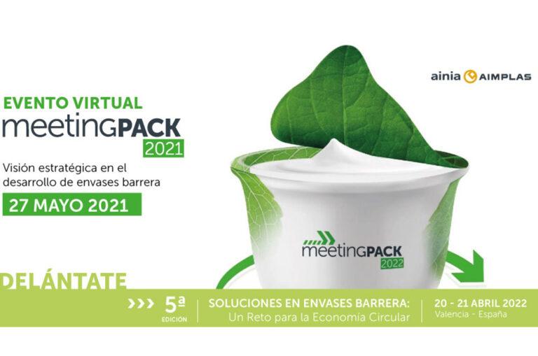 O Virtual MeetingPack 2021 é realizado em 27 de maio