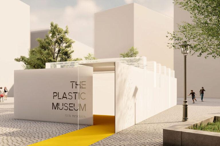 O Museu dos Plásticos é inaugurado em Madrid