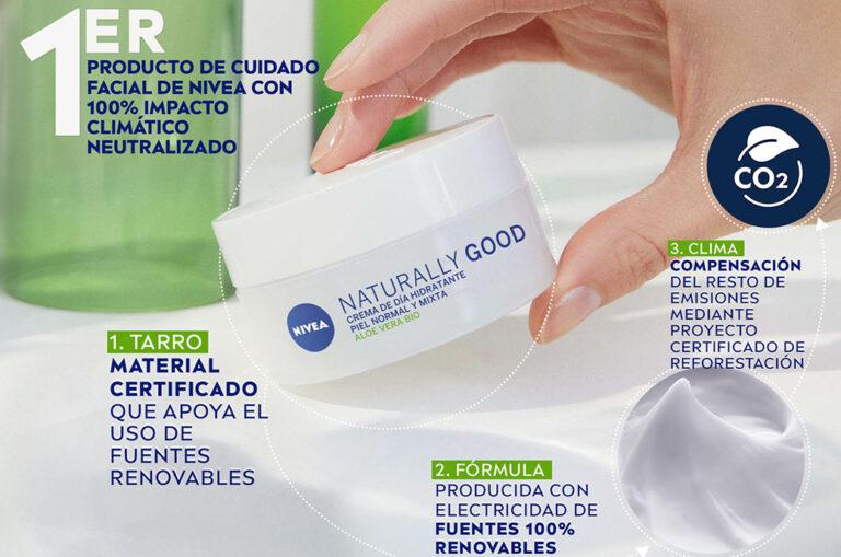 Beiersdorf lanza los primeros productos Nivea con neutralidad climática