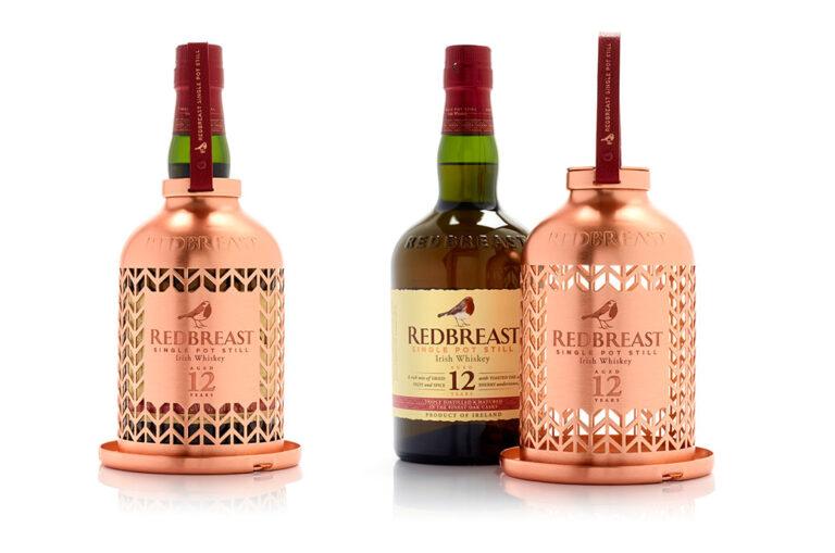 Redbreast威士忌的豪华包装