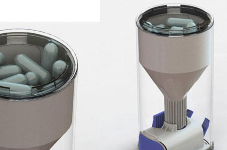 Un nuovo distributore di capsule e compresse