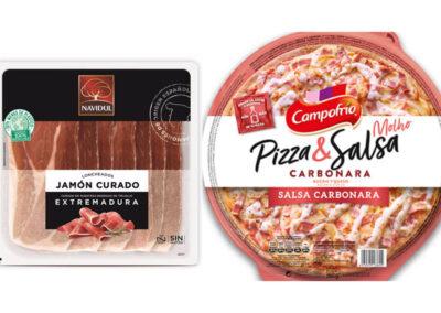 Campofrío 开始将 Campofrío、Navidul 和 Revilla 更换为 100% 可回收的包装