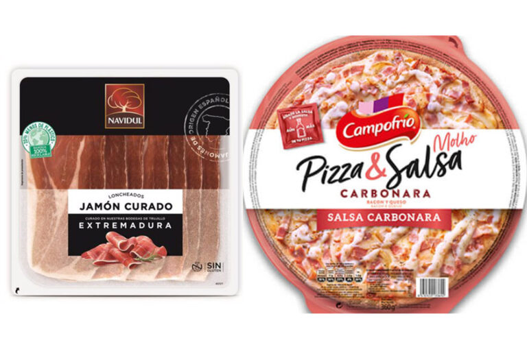 Campofrío inicia el cambio de Campofrío, Navidul y Revilla a envases 100 % reciclables