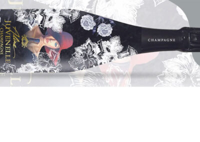 IPE Industria Gráfica 为 Aline Juvenelle 香槟设计的袖子,在 Finat 上获奖