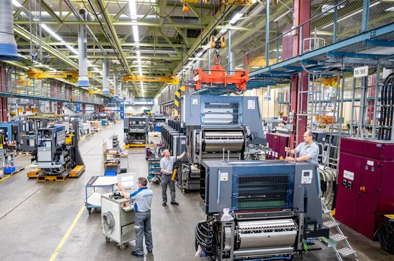 Heidelberg prevê crescimento sustentável