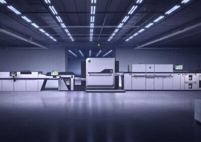 HP Indigo 融合了数字印刷领域的最新技术进步