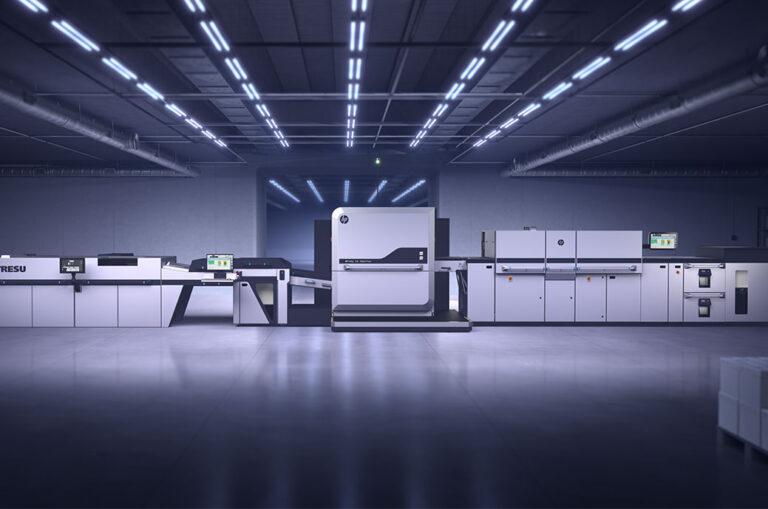 HP Indigo incorpora os mais recentes avanços tecnológicos em impressão digital