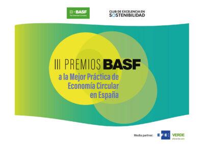 III 版巴斯夫西班牙最佳循环经济实践奖