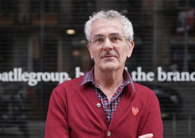 Enric Batlle, CEO y Director Creativo  Batllegroup