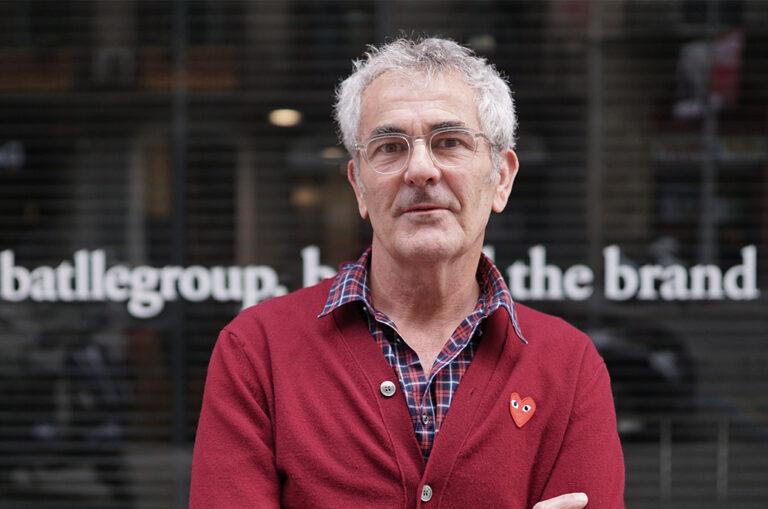 Enric Batlle, PDG et directeur créatif Batllegroup