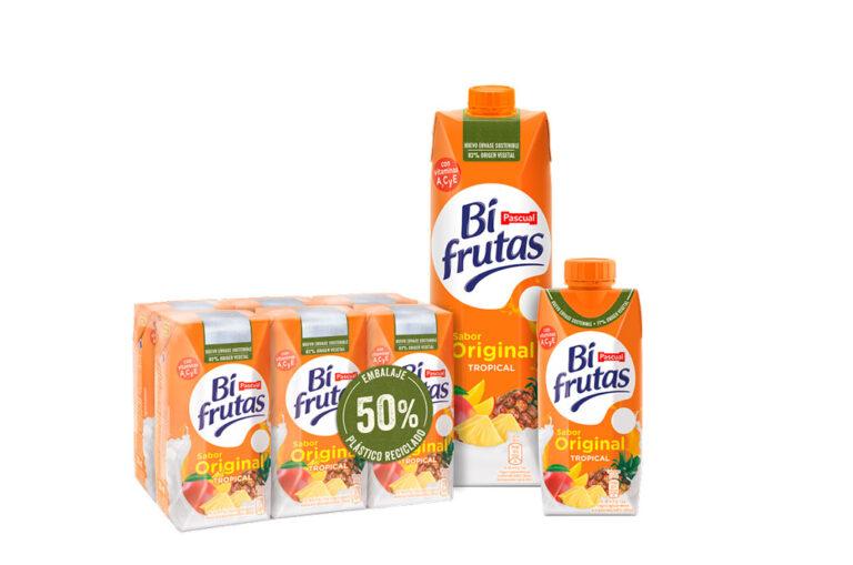 Bifrutas 节省了 450 多吨化石来源的塑料