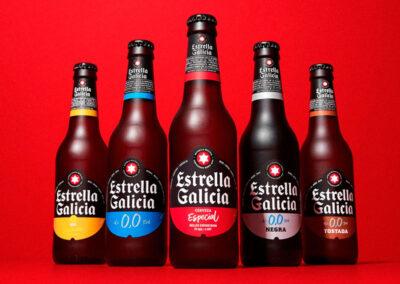 Nueva imagen más sostenible de Estrella Galicia