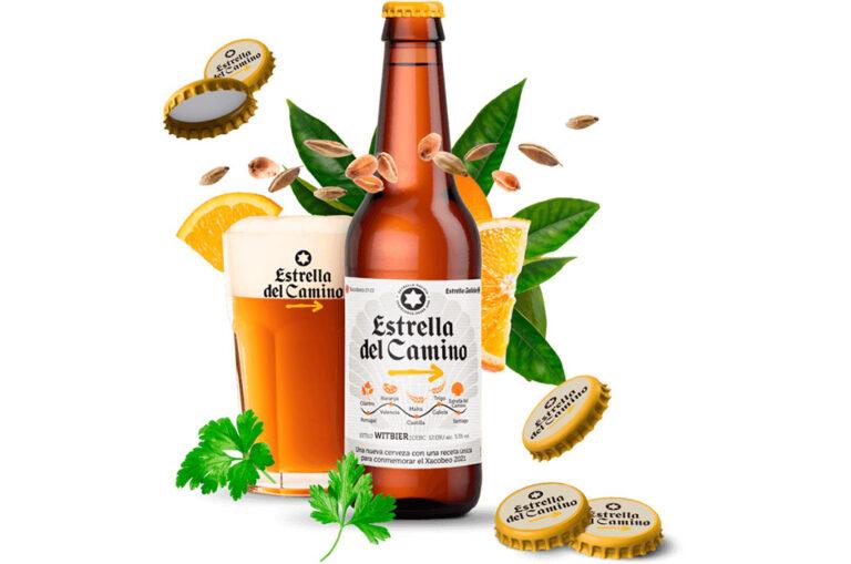 Nouvelle bière Estrella del Camino