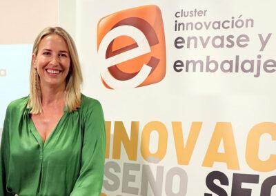 Amaya Fernández, nueva presidenta del Clúster de Envase