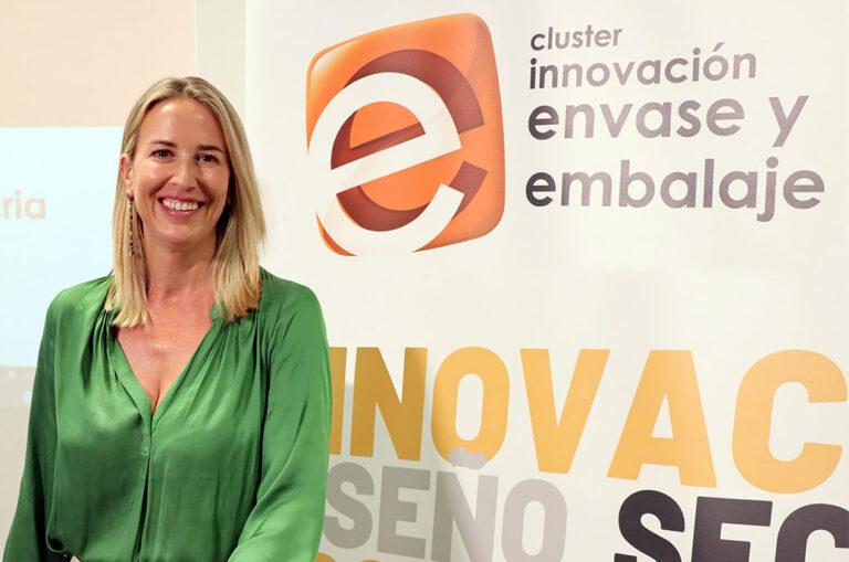 包装集群新总裁 Amaya Fernández