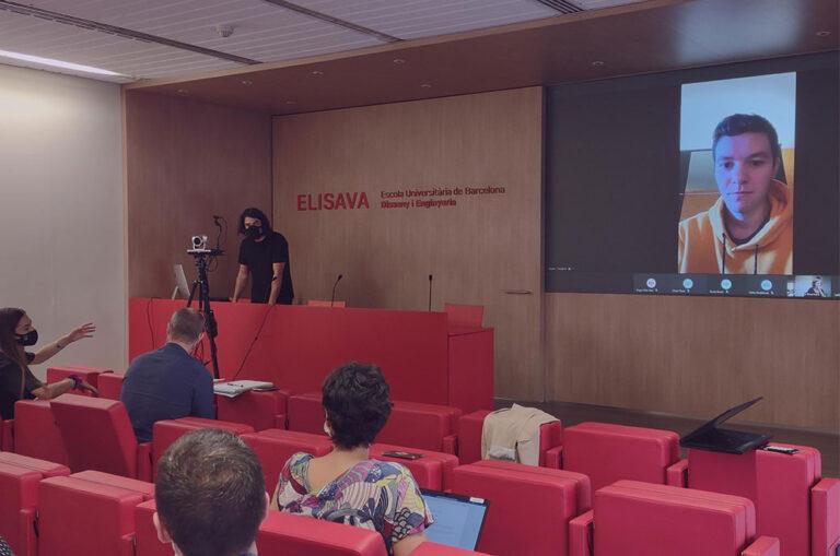 Quadpack continúa colaborando con Elisava
