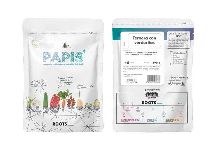 Roots Mindfoodness lance la gamme Papis