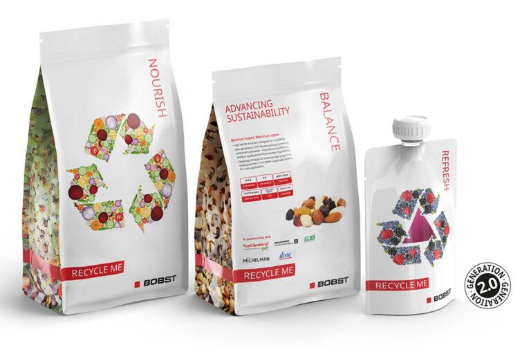 'Génération 2.0', emballages souples recyclables à haute barrière