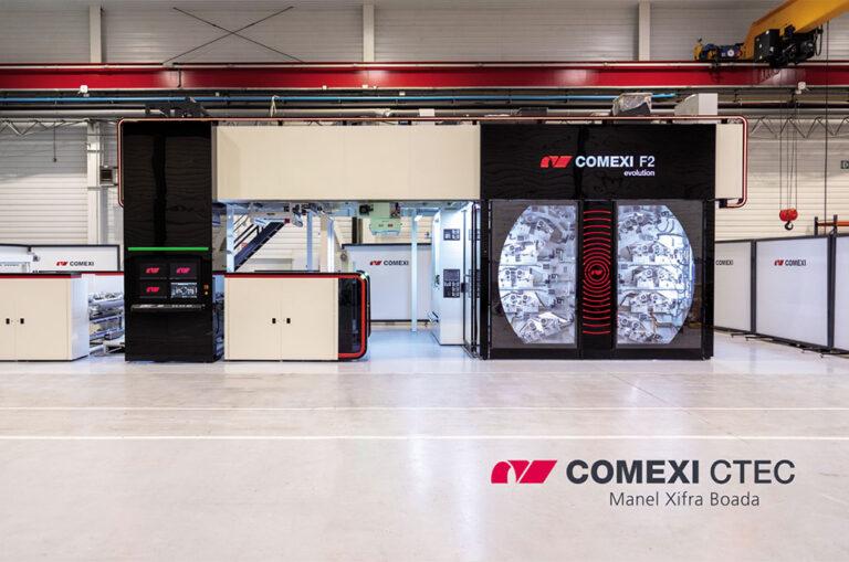 Comexi investe un milione di euro per rinnovare il suo Girona e Miami CTec