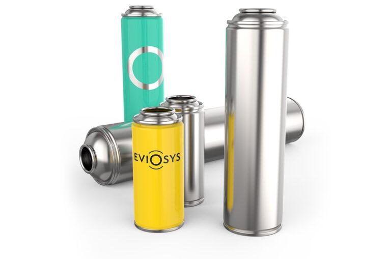 Eviosys, un nouveau fabricant de conteneurs en acier et en aluminium