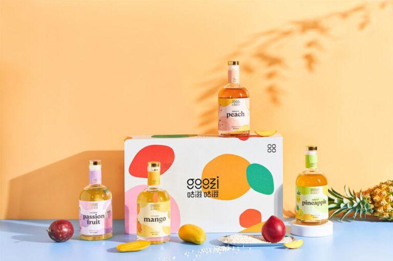Brandsummit conçoit l'emballage de GooziGoozzi