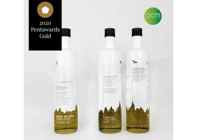 PCM decora un diseño galardonado con un Pentawards Oro
