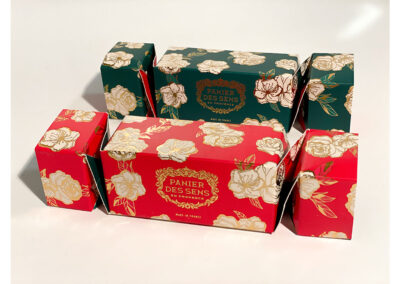 Riverpack produces crackers and gift boxes for Panier des Sens