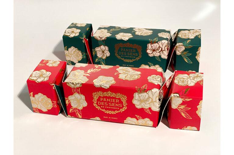 Riverpack produit des crackers et des coffrets cadeaux pour Panier des Sens