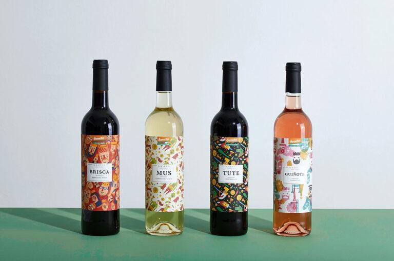 Brandsummit 凭借 Naipes Wines 赢得 Pentawards 银奖