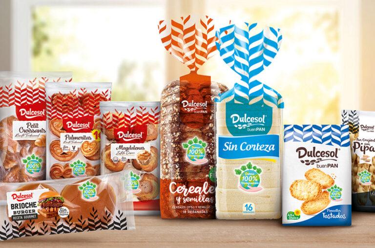 Tous les produits Dulcesol, dans des contenants 100 % biodégradables