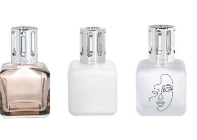 Stoelzle Masnières makes two bottles for Maison Berger Paris