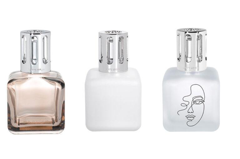 Stoelzle Masnières stellt zwei Flaschen für Maison Berger Paris her