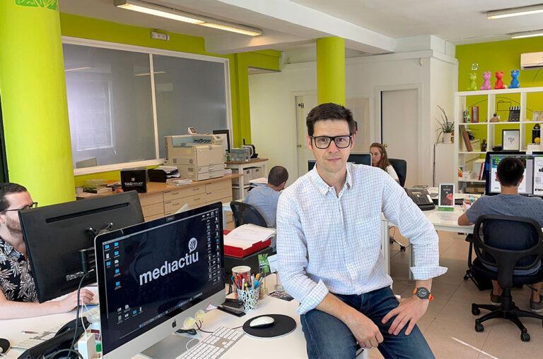 Jordi Tarrats, PDG de Mediatiu