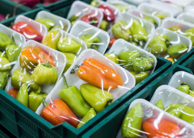 Spain will ban the sale of fruit and vegetables in plastic containers